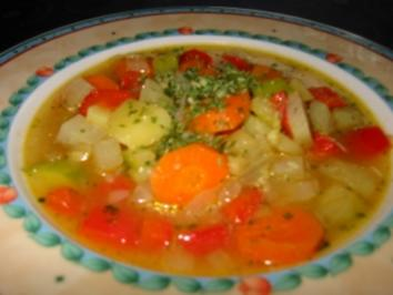Zucchini Gemüse Topf - Rezept