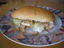Hot Dog - Rezept