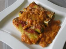 Würzige Veggi-Cannelloni - Rezept