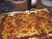 Lasagne al forno classico(Pasta al forno mit Ragu) - Rezept