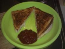 Grilled cheese sandwitch - Rezept
