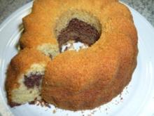 Kuchen: Omi Ursels Napfkuchen - Rezept