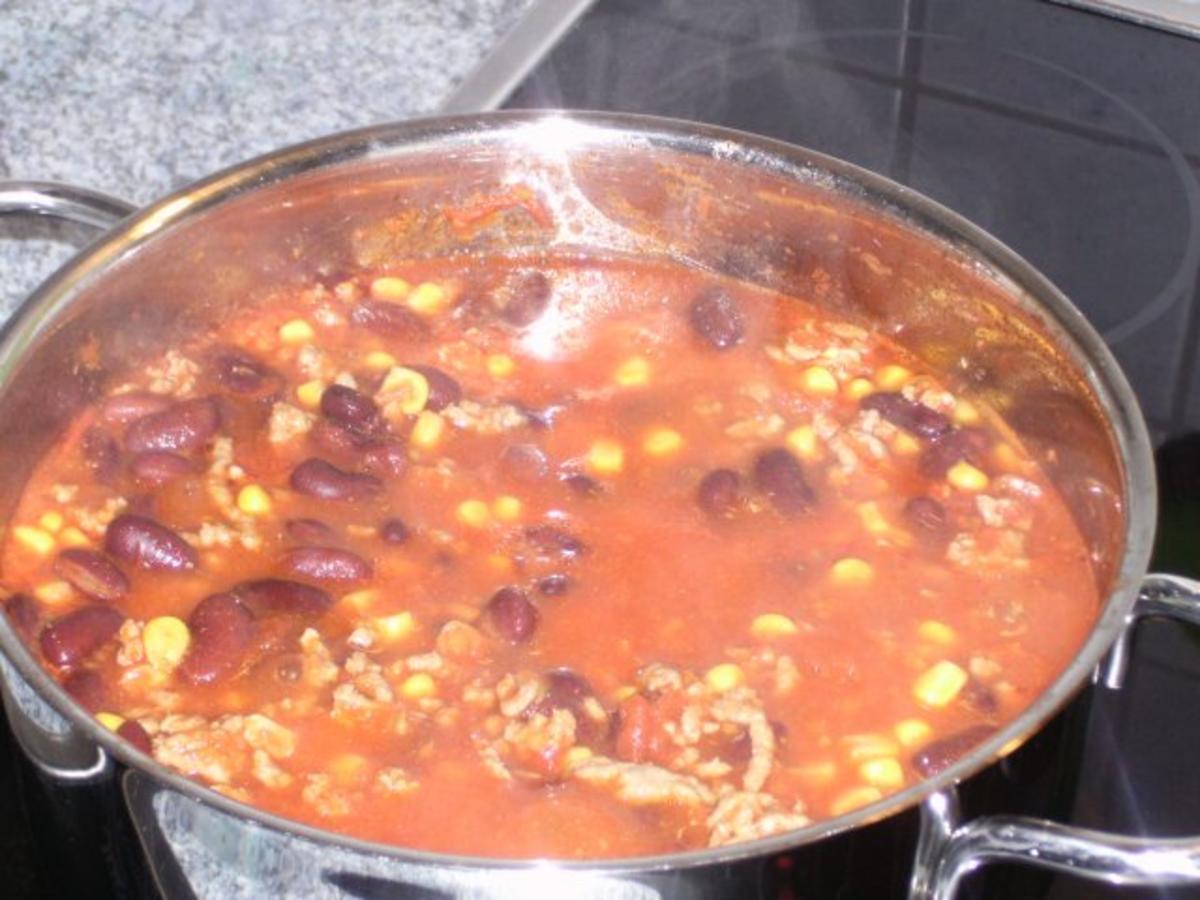 Chili con carne - Rezept Durch Beanie