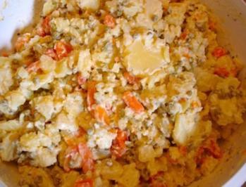Party Kartoffelsalat - Rezept