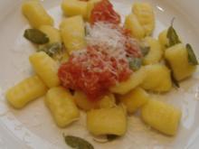 Gnocchi piemonteser Art - Rezept