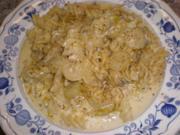 Spirelli mit Chicorée-Pesto - Rezept