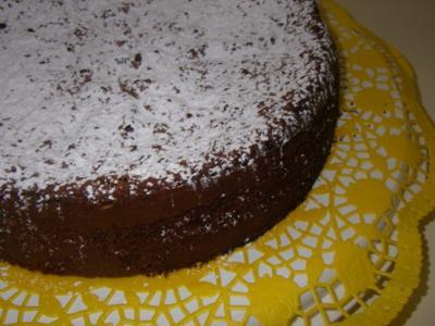 Torta Caprese Rezept Mit Bild Kochbar De
