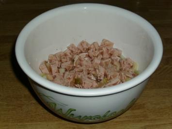Wurstsülze-Salat - Rezept