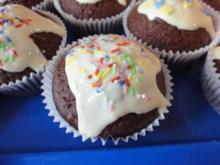 Schoko-Kokos-Muffins für alle!!! - Rezept