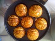 Pfannekuchen mit Füllung - Rezept