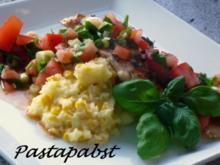 Hähnchenfilet mit Tomatensalsa - Rezept