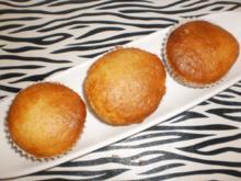 Fettarme Muffins - Rezept