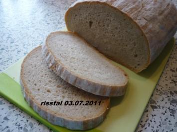 Weizenbrot , einfach aber lecker - Rezept