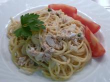 Spaghettoni – Thunfisch - Salat - Rezept