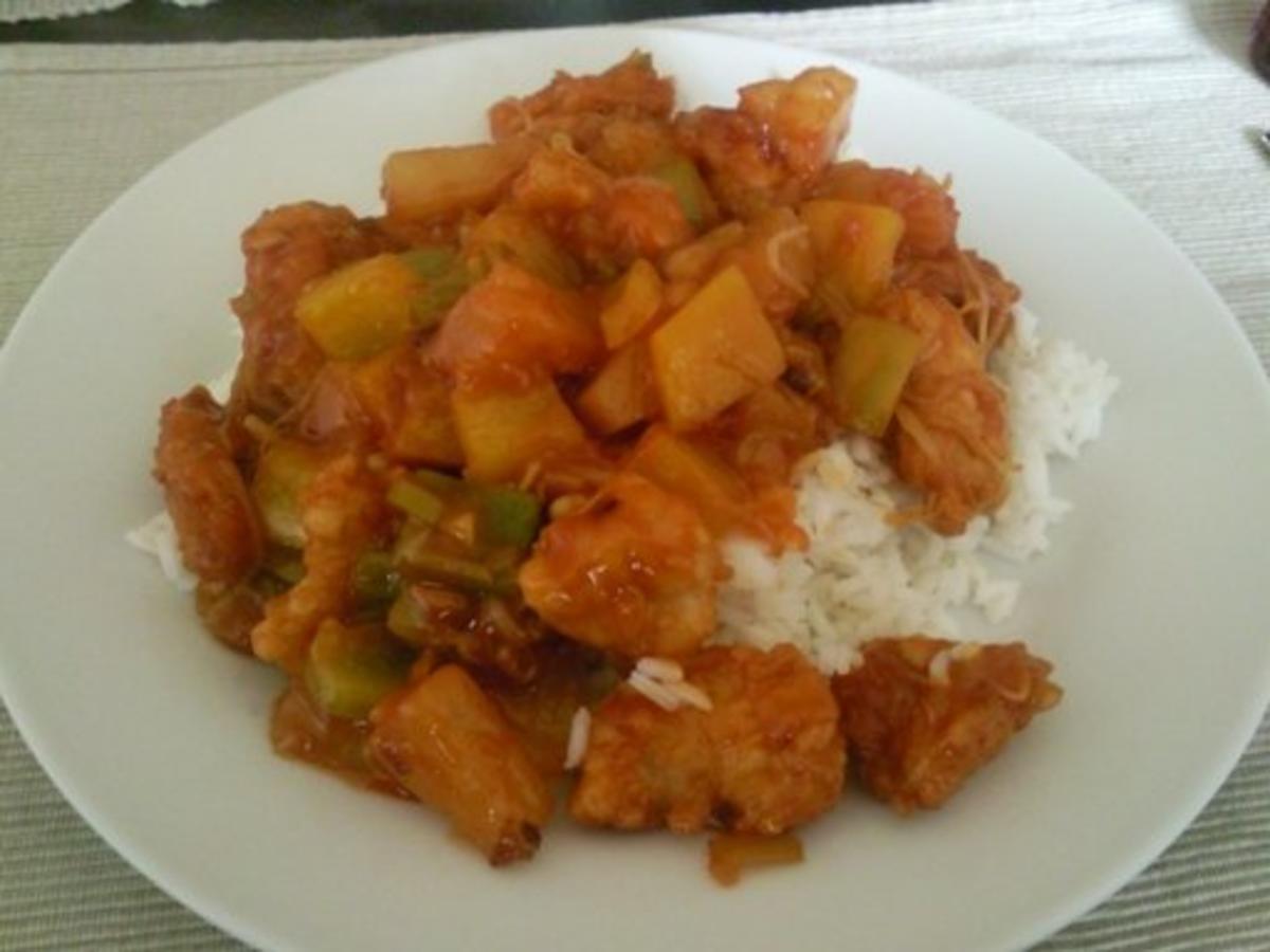 putenschnitzel chinesisch
