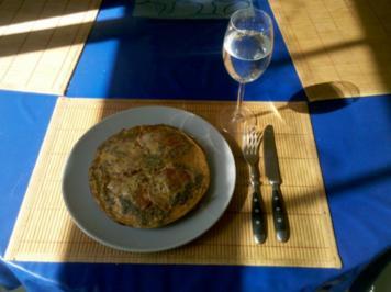 Eier: Omelett mediteran! - Rezept
