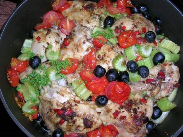 Sommerküche Leichte Rezepte : Chili hähnchen mit schmor tomaten leichte sommerküche rezept