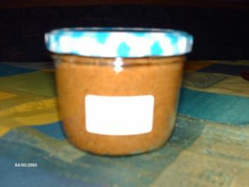 Scharfer Orangen - Pfeffer - Senf - Rezept
