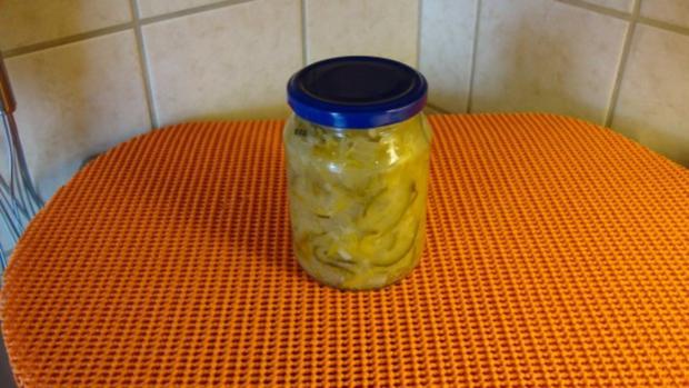 Zucchini Relish - Rezept