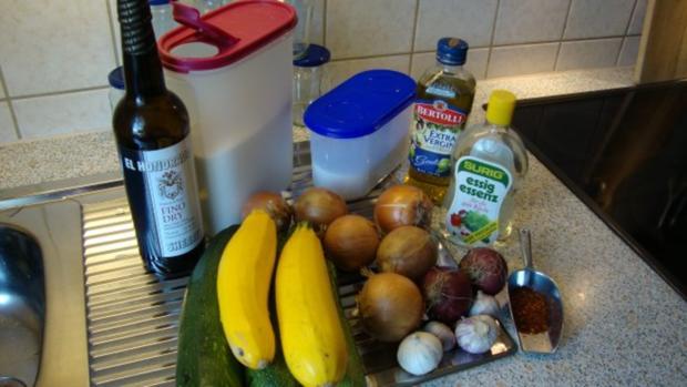 Zucchini Relish - Rezept - Bild Nr. 2