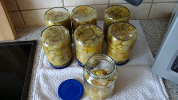 Zucchini Relish - Rezept - Bild Nr. 6