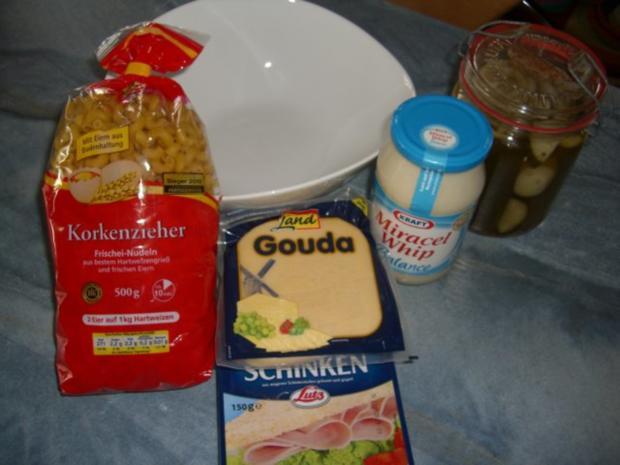 Lieblings-Nudelsalat - Rezept - Bild Nr. 2