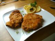 Wiener Schnitzel.. - Rezept