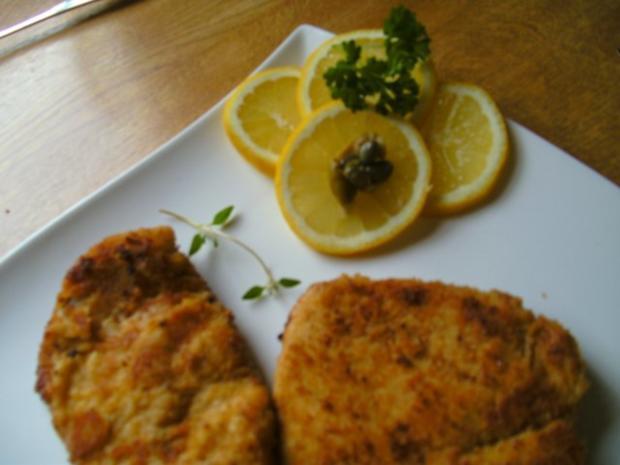 Wiener Schnitzel.. - Rezept - Bild Nr. 4