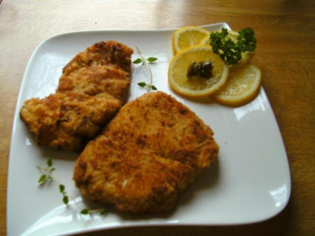 Wiener Schnitzel.. - Rezept - Bild Nr. 5