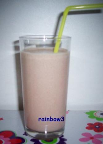 Getränk: Bananen-Schoko-Shake - Rezept