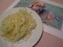 Weißkrautsalat, kroatische Art - Rezept