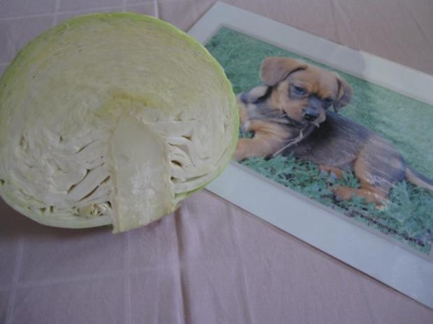 Weißkrautsalat, kroatische Art - Rezept - Bild Nr. 3