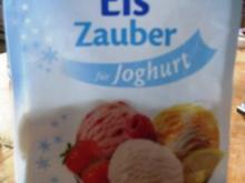 EIS: Kirsch-Cookie-Joghurt - Rezept