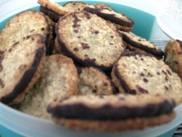 eis kirsch cookie joghurt rezept mit bild. Black Bedroom Furniture Sets. Home Design Ideas