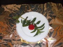 Dessert: Erdbeer - Parfait - Rezept
