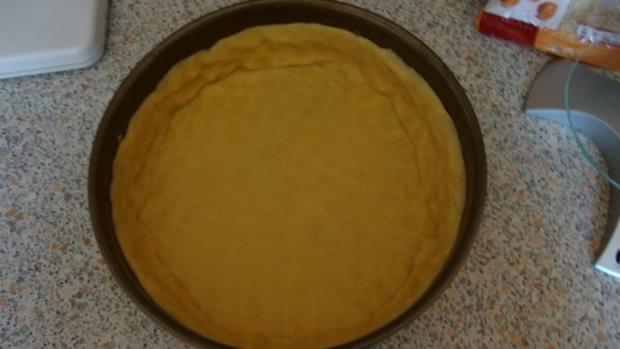 Träubleskuchen mit Nuss-Baiser - Rezept - Bild Nr. 2