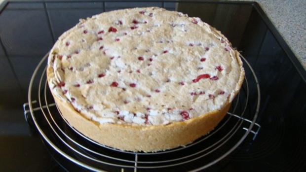 Träubleskuchen mit Nuss-Baiser - Rezept - Bild Nr. 8