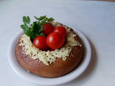 Knoblauch-Salbei-Brot - Rezept