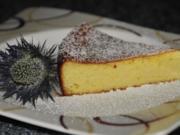Ricotta Mandel Kuchen - Rezept