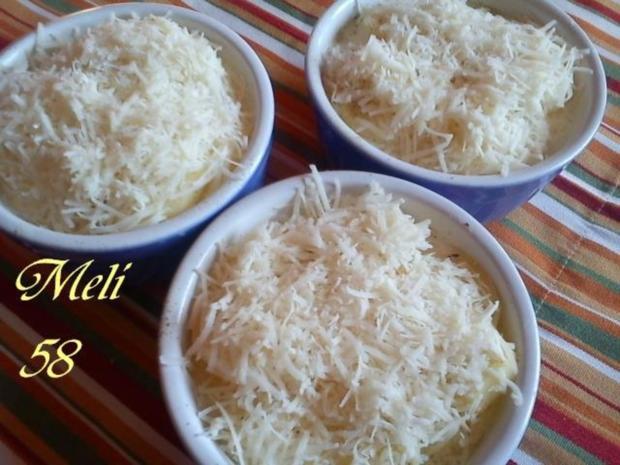 Beilagen: Kartoffelgratin - Rezept