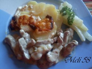 Fleisch: Filetgeschnetzeltes - Rezept