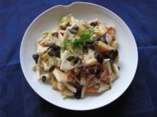Salat: Fenchel-Nektarinen-Salat - Rezept