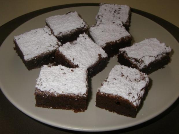 Saftige Brownies Rezept Mit Bild Kochbar De