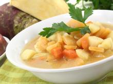 Steckrüben Suppe wie von Oma - Rezept - Bild Nr. 2