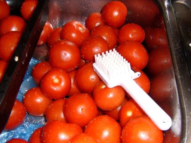 Geschälte Tomaten einkochen - Rezept - Bild Nr. 3