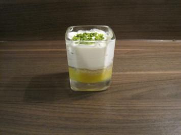 Mango-Mascarpone-Creme - Rezept