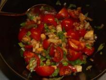 Bärchens Tomatensalat - Rezept