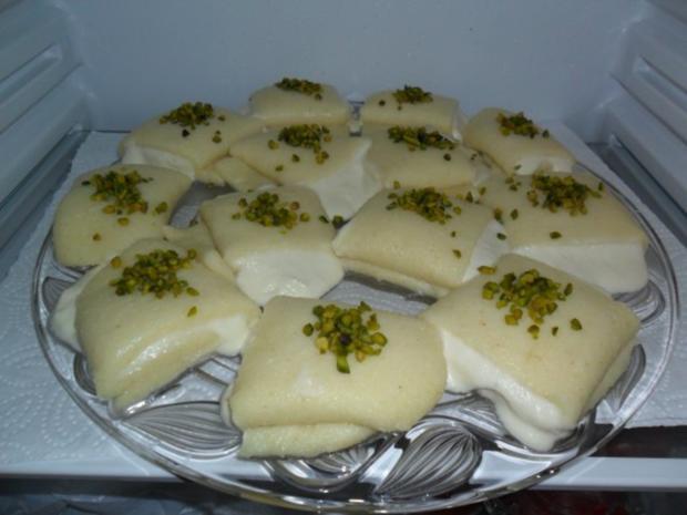 Halawet el jiben- libanesische Süßspeise aus Mozzarellakäse - Rezept ...
