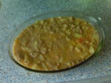 Tortilla Spanisch einfach - Rezept