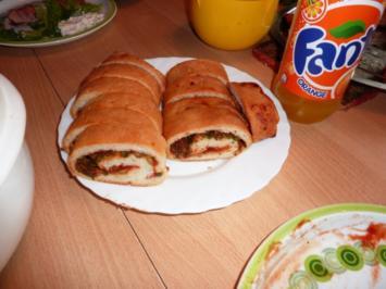 Brot:Tomaten-Kräuterbrot - Rezept